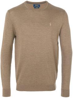 толстовка с вышивкой логотипа Polo Ralph Lauren