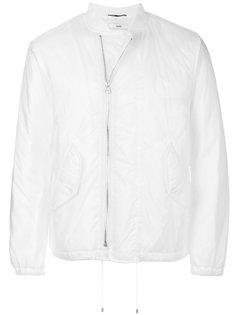 асимметричная куртка на молнии Oamc