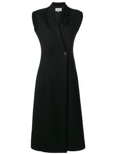 платье миди с поясом  Maison Margiela