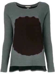 свитер с узором  Suzusan