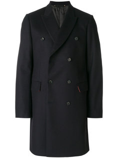 пальто с заостренными лацканами Paul Smith