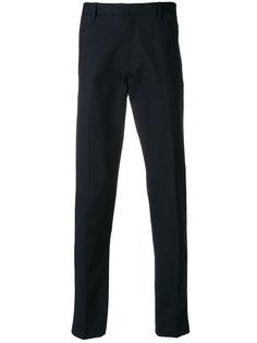 брюки строгого кроя Emporio Armani