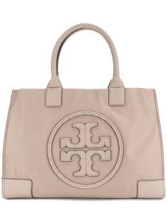 сумка-тоут с тиснением логотипа Tory Burch