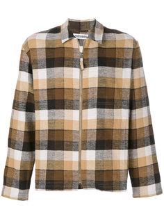 куртка-рубашка в клетку Très Bien