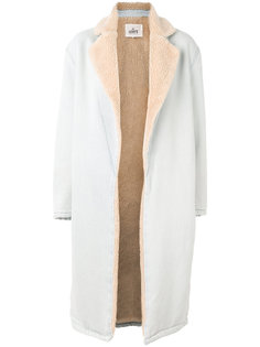 джинсовая куртка с подкладкой из цигейки  Levis: Made & Crafted
