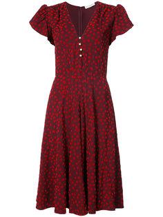 платье с V-образным вырезом Altuzarra