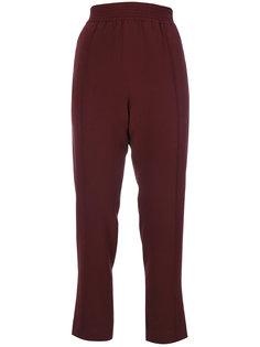 брюки с полосками сбоку  Haider Ackermann