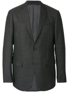 приталенный костюмный пиджак Ermenegildo Zegna