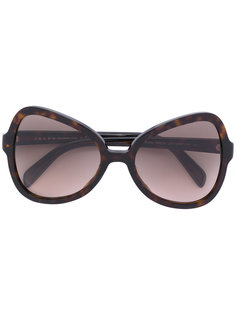 oversized sunglasses Prada Eyewear