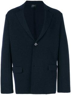 пиджак кроя слим Jil Sander