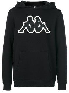 branded hoodie Kappa