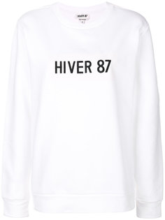 толстовка Hiver 87 A.P.C.