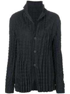 креповая блузка  Issey Miyake