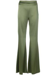 high-waisted trousers Galvan