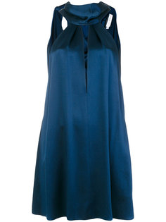 платье с разрезом  Galvan
