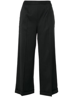 укороченные широкие брюки Mm6 Maison Margiela