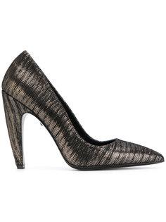 туфли с заостренным носком Just Cavalli