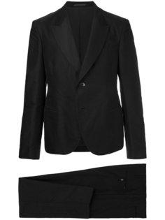костюм с неравномерным подолом Yohji Yamamoto Vintage