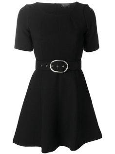платье с поясом Twin-Set