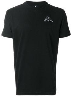 футболка с логотипом Kappa