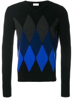 свитер с вышивкой Ballantyne