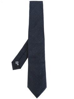 жаккардовый галстук Armani Collezioni