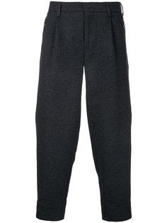 укороченные брюки-чинос Kolor