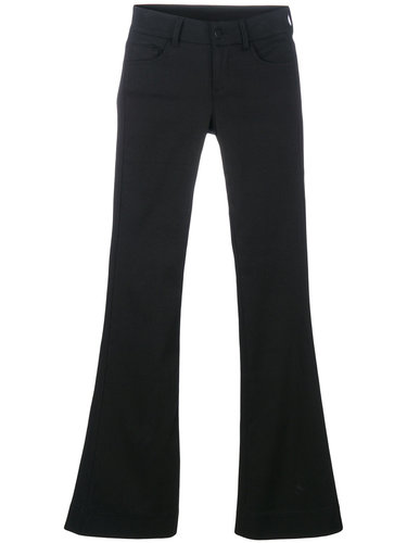 basic flared trousers Andrea Ya'aqov