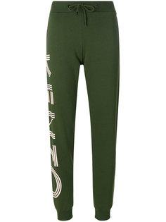 спортивные брюки с логотипом  Kenzo