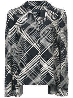 plaid shirt Co