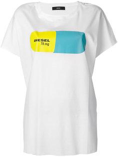 футболка Pill Diesel