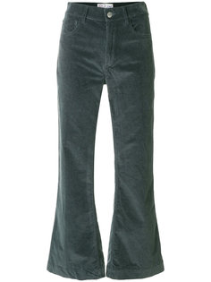 укороченные брюки клеш  The Seafarer