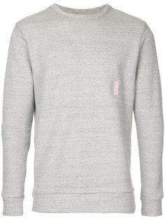 crew neck sweatshirt  Jupe By Jackie