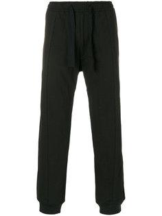 брюки с присборенными щиколотками Ziggy Chen
