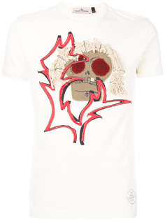 футболка с принтом Vivienne Westwood