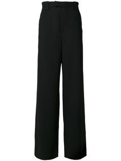 wide leg trousers Ann Demeulemeester Grise