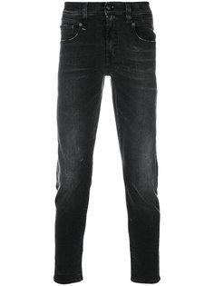 джинсы кроя слим R13