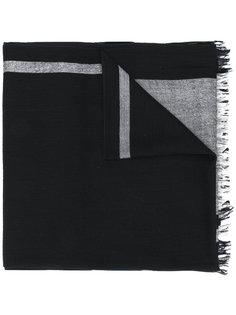 полосатый шарф Yohji Yamamoto