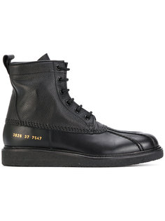 lace-up boots  Common Projects