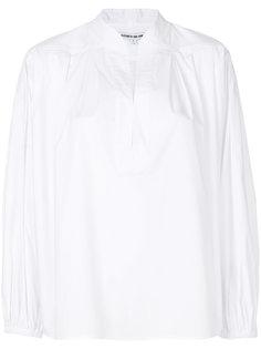 однотонная блузка  Elizabeth And James