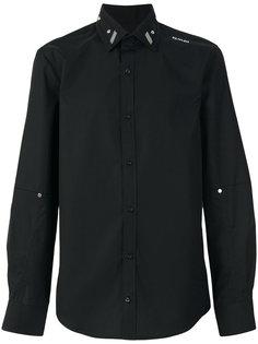 рубашка с металлической отделкой Icosae
