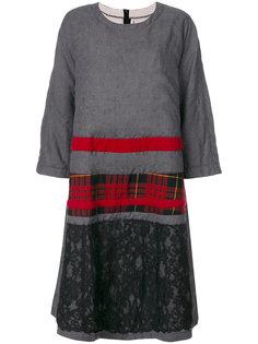 panelled dress Comme Des Garçons Comme Des Garçons