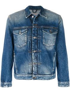 джинсовая куртка Calvin Klein