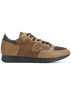 кроссовки Tropez Velours Philippe Model