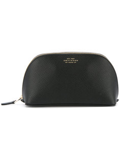 zipped cosmetic bag Smythson