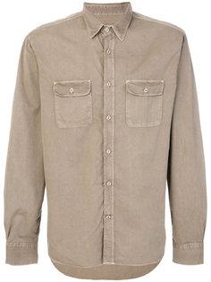 рубашка с нагрудными карманами Officine Generale