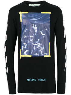 толстовка Seeing Things Off-White
