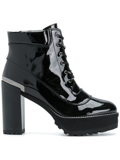 ботинки на платформе Stuart Weitzman