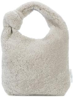 сумка-тоут с элементом узла Loeffler Randall