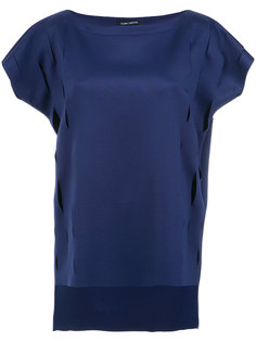short sleeves top Gloria Coelho